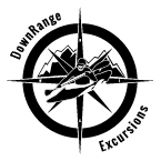 Down Range Excursions logo