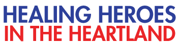 Healing Heroes in the Heartland logo