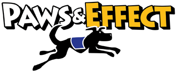 Paws and Effect logo